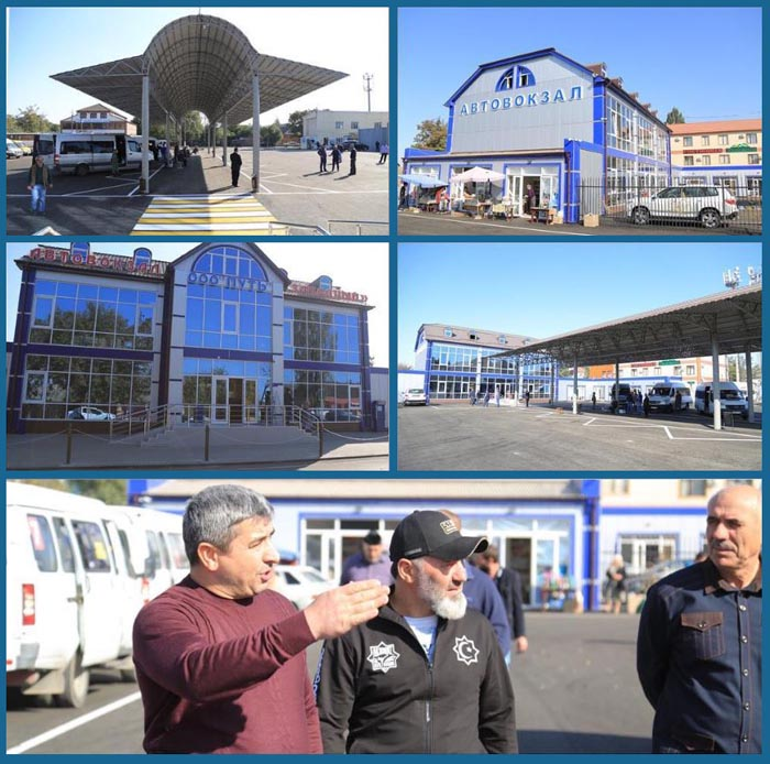 Министр провел инспекцию автовокзала «Западный»
