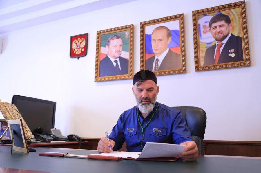 Министр Черхигов проведет прием граждан