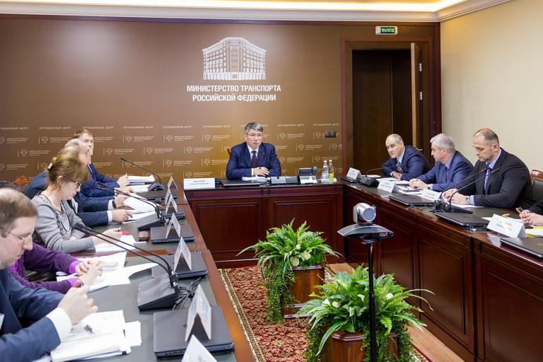 Совещание по исполнению мероприятий федеральной целевой программы «Доступная среда»