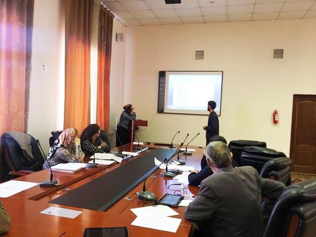 В Чеченстате состоялся обучающий семинар