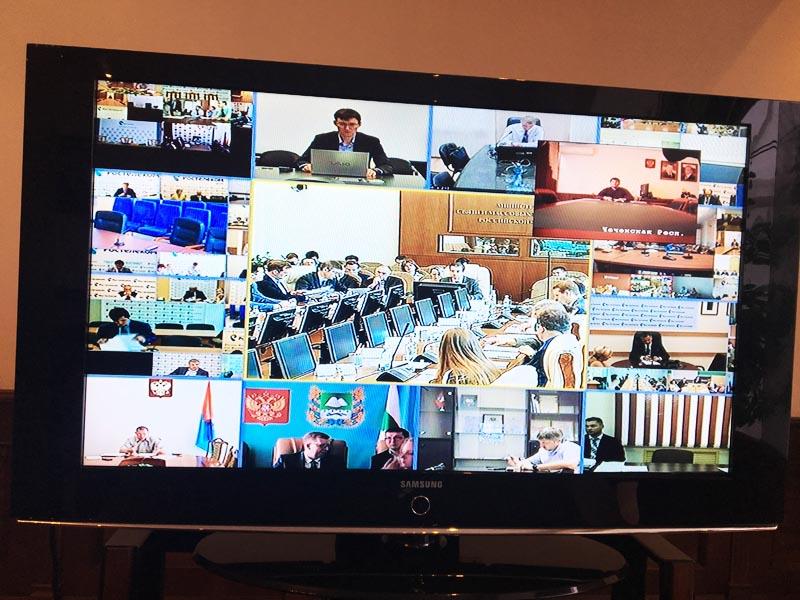Заседание подкомиссии по использованию информационных технологий при предоставлении государственных и муниципальных услуг