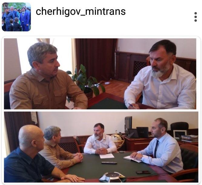 В Чечне создаются комфортные условия для пассажиров
