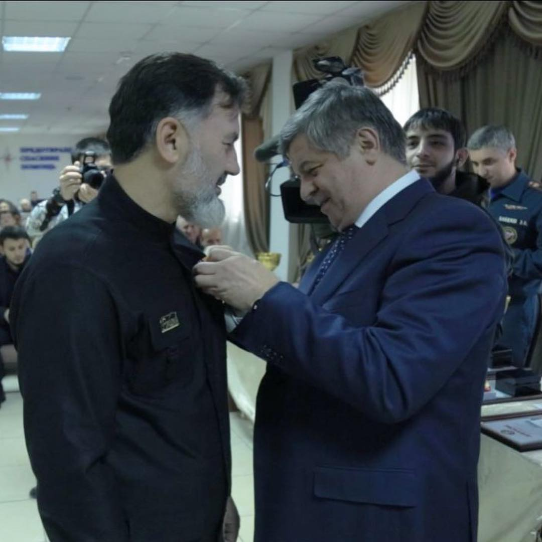Сегодня в Грозном подведены итоги деятельности за 2018 год ТП РСЧС Чеченской Республики