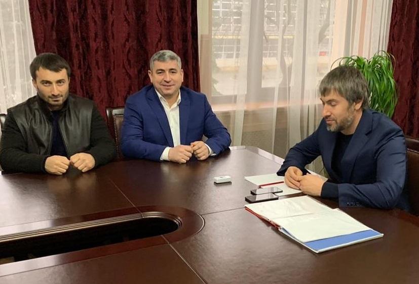 Строительство нового здания автостанции началось в Ачхой-Мартановском районе Чеченской Республики