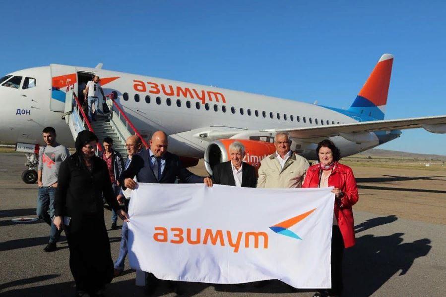 Начал функционировать новый авиамаршрут между городами Грозный и Ростова-на-Дону