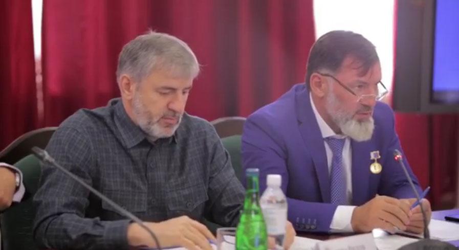 Сегодня прошло заседание Регионального политического совета Чеченского регионального отделения партии «Единая Россия»