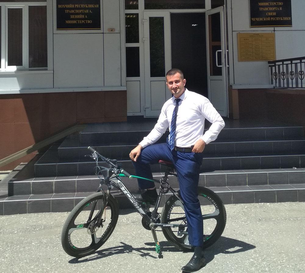 Акция «На работу на велосипеде» пройдет в Москве 19 мая