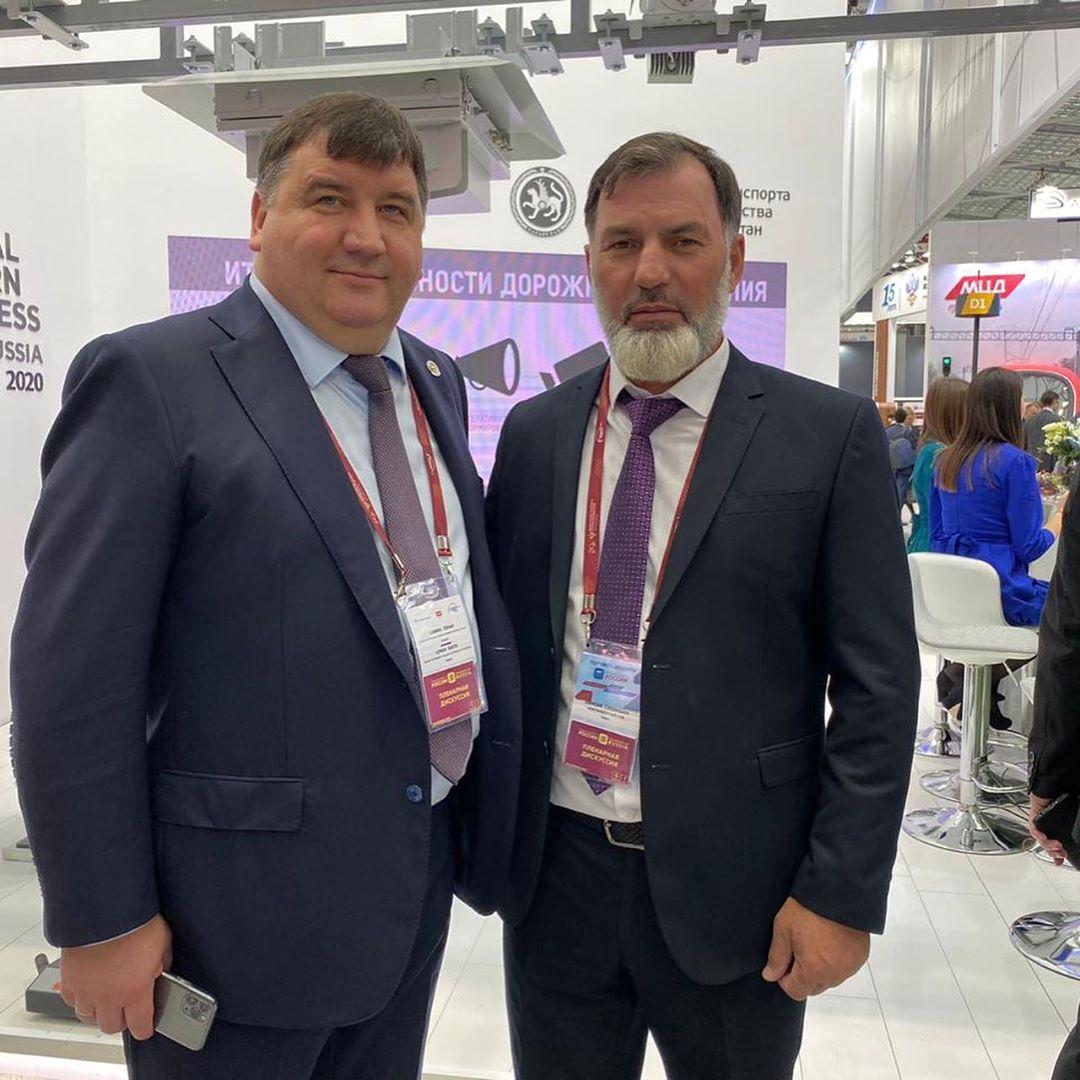В Москве стартовал международный форум и выставка «Транспорт России»