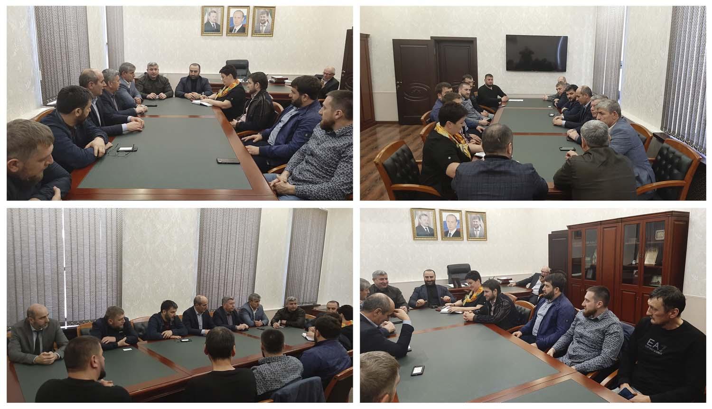 В Минтранссвязи прошла рабочая встреча с руководством Юго-Западного регионального филиала АО «СБЕРБАНК ЛИЗИНГ»