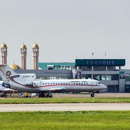 В Грозном полностью восстанавливается авиасообщение