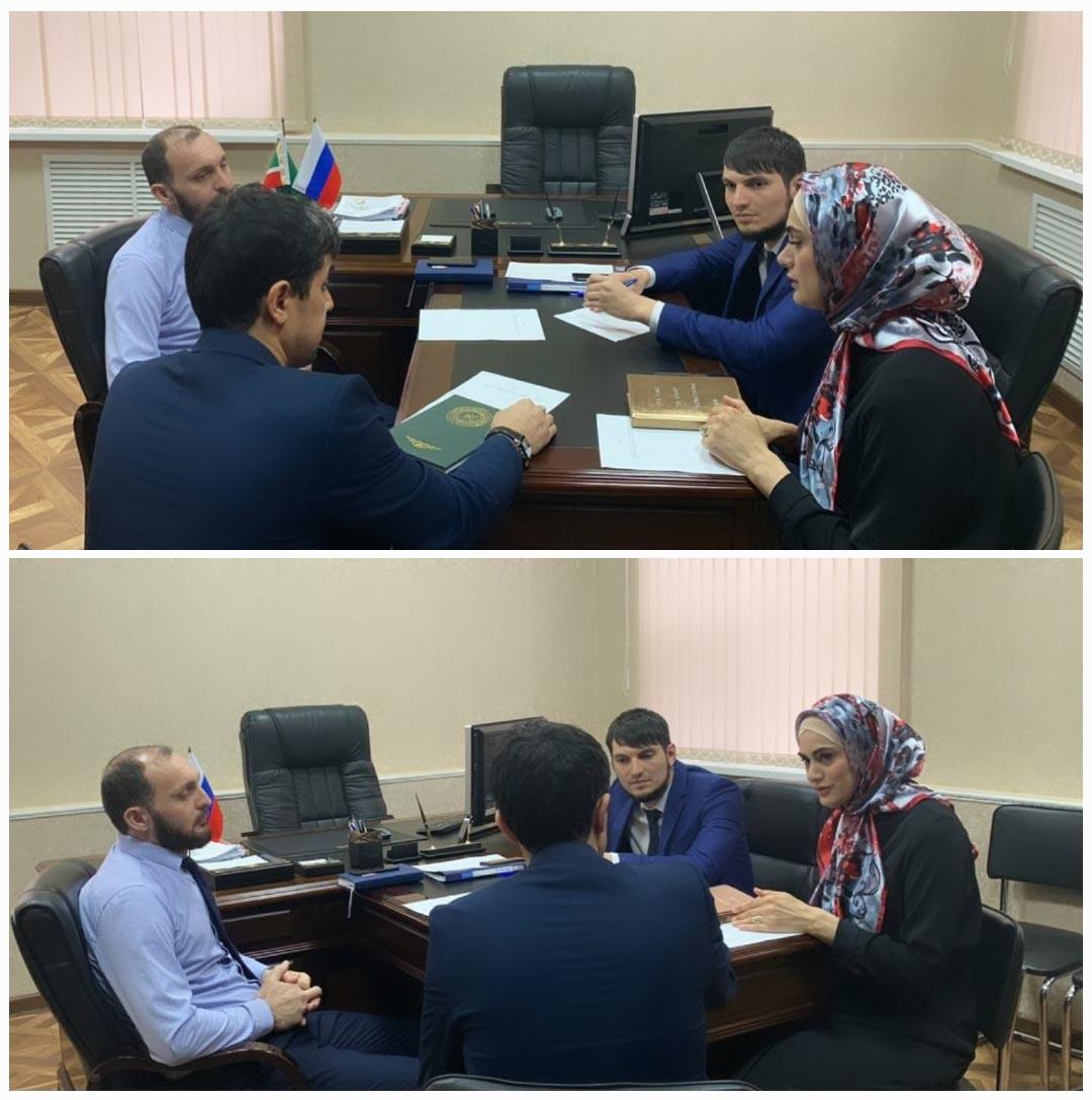 Совещание о ходе реализации региональных проектов