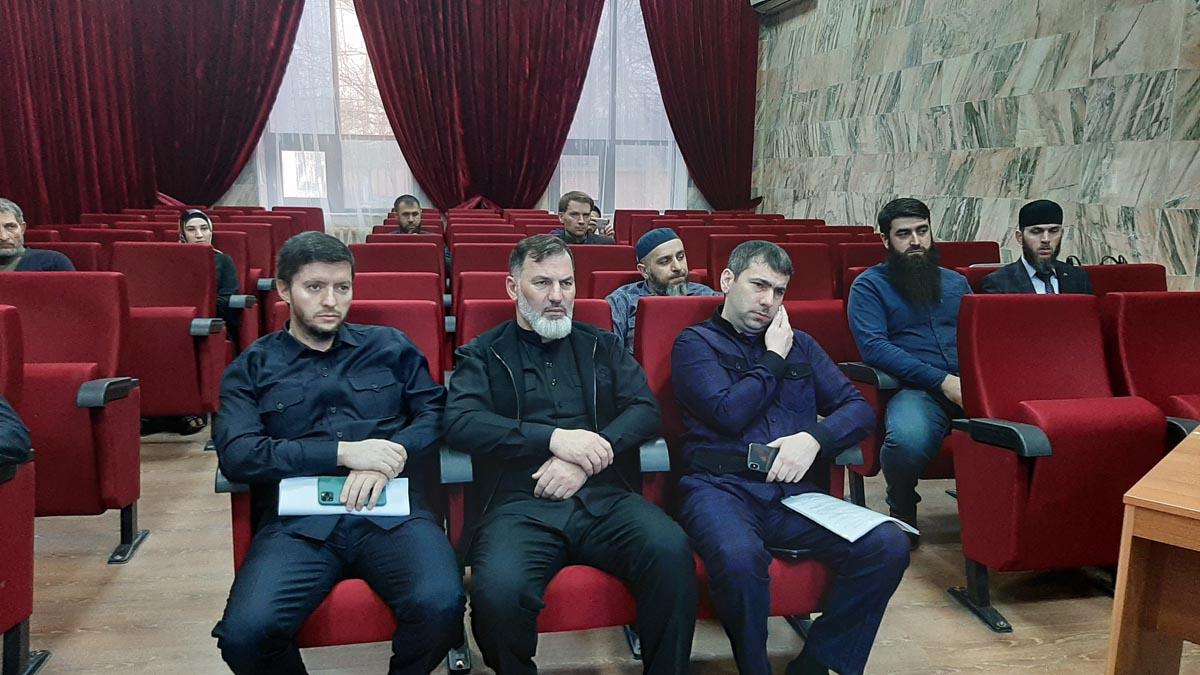 В Министерстве транспорта и связи Чеченской Республики прошла рабочая встреча с представителями компании «Офис – Док»