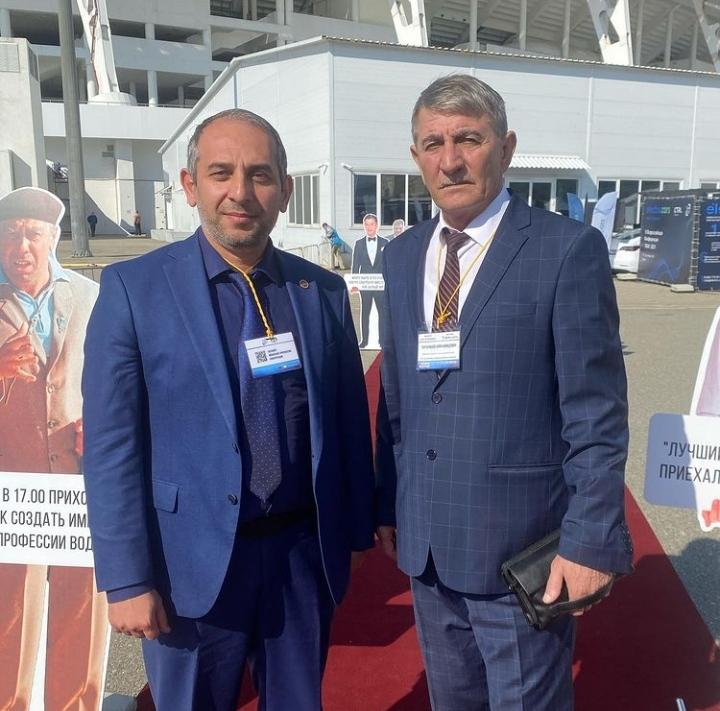 11-12 октября в Сочи прошла Всероссийская конференция «TAXI-2021»